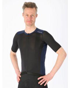 Fusion Mens Cycling Jersey Cykeltrøje - Dark Night Blue