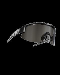 Bliz Matrix solbriller til sport - Black frame/Smoke lens