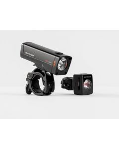 Bontrager Ion Pro RT og Flare RT Bike light set Cykellygtesæt