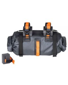 Ortlieb Handlebar-Pack M (9 liter) cykeltaske til styr - Slate