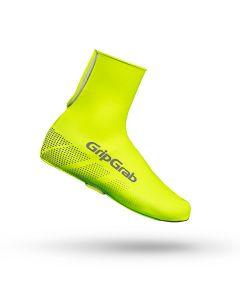 GripGrab Ride Vandtæt Hi-Vis skoovertræk - Gul