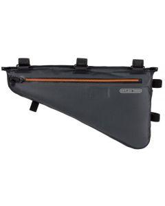Ortlieb Frame-Pack M (4 liter) styrtaske til cykel - Slate