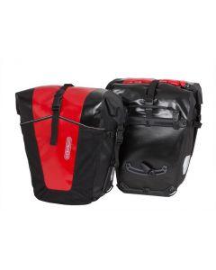 Ortlieb Back-Roller Pro Classic  cykeltaske - Red-black