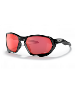 Oakley Plazma Sportsbrille - Black Ink - Prizm Trail Torch