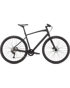 Specialized Sirrus X 3.0 - Satin Cast Black / Satin Black / Black Reflective