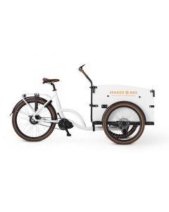 Seaside Bike 2020 Med Automatic Gear - Hvid