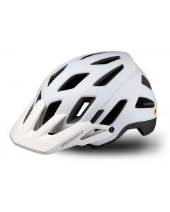 Specialized Ambush Comp MTB cykelhjelm med ANGi og MIPS - White/black