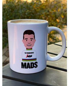 Trek/Segafredo verdensmester krus - Mads Pedersen