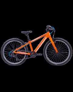Eightshot X-COADY 24 SL 8 speed MTB Børnecykel - Orange