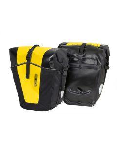 Ortlieb Back-Roller Pro Classic cykeltaske - Yellow/black