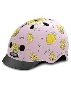 Nutcase GEN3 Street cykelhjelm - Pink lemonade