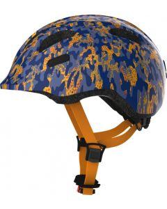 Abus Smiley 2.0 cykelhjelm til børn - Camou blue