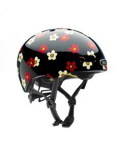 Nutcase Street med MIPS cykelhjelm - Fun Flor - All Gloss