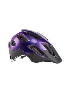 Bontrager Blaze WaveCel LTD cykelhjelm MTB - Purple Phaze