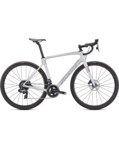 Specialized Roubaix Pro landevejscykel - Abalone/Spectraflair/Flake Silver