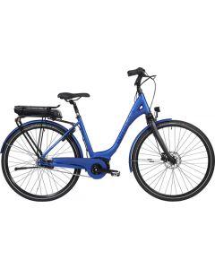 Winther Superbe 4 elcykel dame 54 - Mat blå