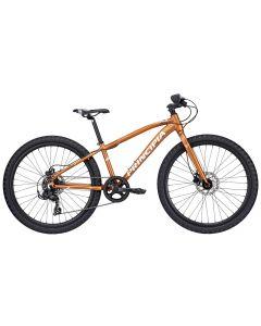 Principia A2.6 26 junior Mountainbike - Brun/sølv/grå