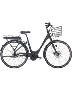 Winther Superbe 2 Black Dame Elcykel - Matsort