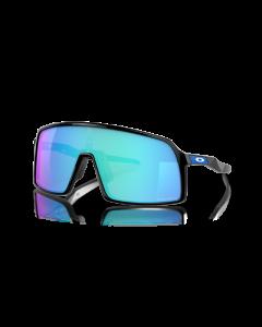Oakley Sutro Solbriller - Prizm Sapphire Lenses - Polished Black Frame