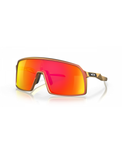 Oakley Sutro Troy Lee Designs Series Solbriller - Prizm Ruby Lenses Troy Lee Designs Red Gold Shift Frame