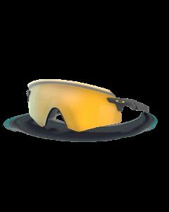 Oakley Encoder Solbrille - Prizm 24k Lenses,  Matte Carbon Frame