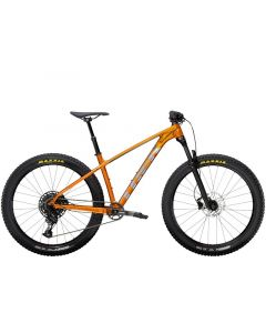 Trek Roscoe 7 MTB - Orange/Metallic Gunmetal