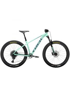 Trek Roscoe 7 MTB - Aloha Green/Battleship Blue