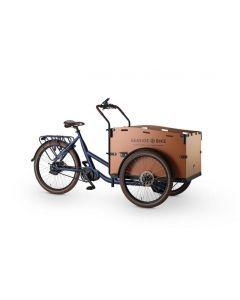 Seaside Bike 2021 Med Trådløs Automatgear - Marineblå