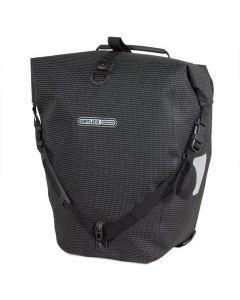 Ortlieb Back-Roller High Visibility 20 liter Single - Black reflective