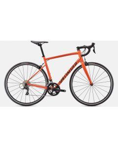 Specialized Allez Sport Landevejscykel - Gloss Blaze/Tarmac Black