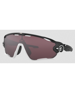 Oakley Jawbreaker polished black prizm low light
