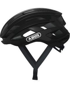 Abus AirBreaker Cykelhjelm - Shiny Black