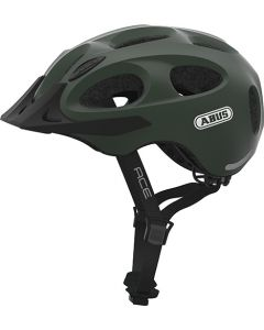 Abus Youn-I Ace cykelhjelm - Metallic green