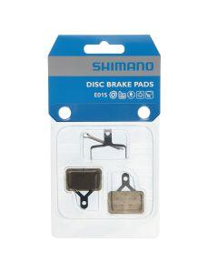 Shimano Skivebremseklods M575 E01S Metal BR-M575 til Deore