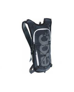 EVOC CC 3L + 2L rygsæk m. drikkesystem - Black