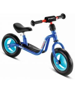 Puky løbecykel LR M - Mørkeblå med fodbold