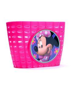 Widek cykelkurv til børn - Minnie Mouse pink