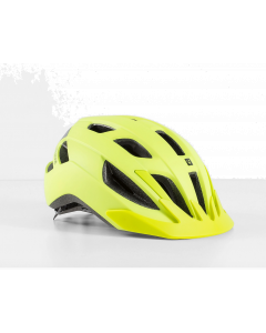 Bontrager Solstice cykelhjelm - Radioactive Yellow