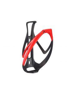Specialized Rib Cage II flaskeholder - Matte Black/Rocket Red