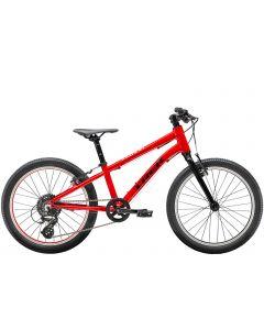 """Trek Wahoo 20"""" børnecykel MTB - Viper Red/Trek Black"""