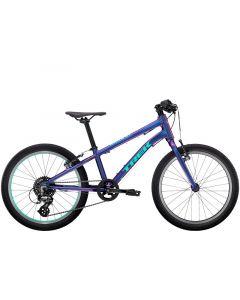 "Trek Wahoo 20"" børnecykel MTB - Purple Flip"