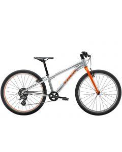 "Trek Wahoo 24"" MTB børnecykel - Quicksilver/Roarange"