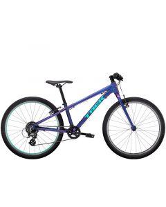"Trek Wahoo 24"" børnecykel MTB - Purple Flip"