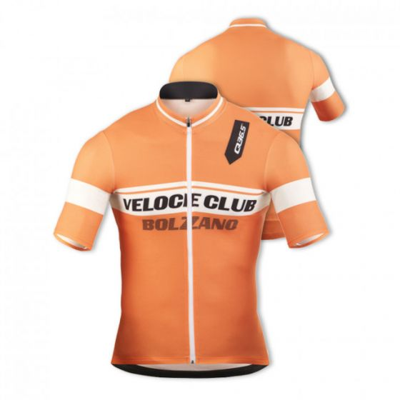 Q36.5 Jersey short sleeve Veloce Club cykeltrøje - Bolzano