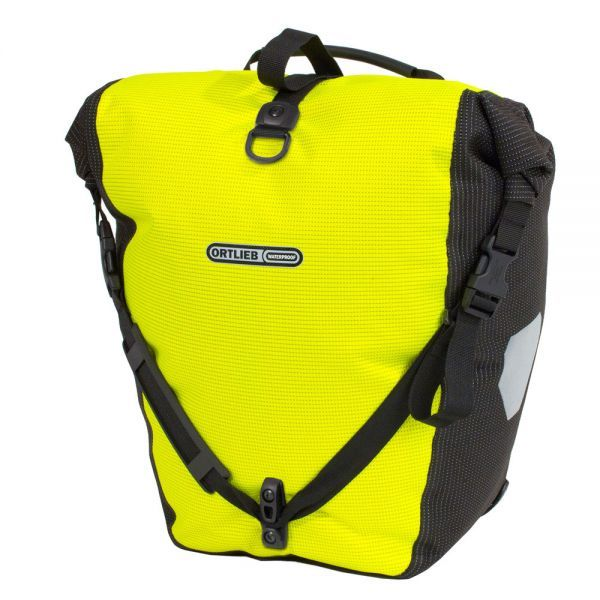 Ortlieb Back Roller High Visibility 20 liter Single GulSort