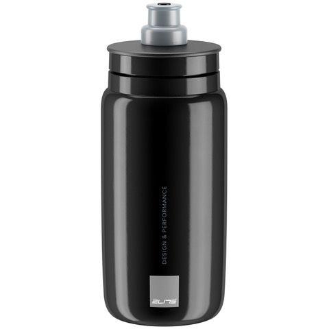 Elite Flaske 550 ml Fly - Black Grey