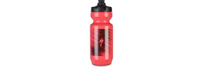 Specialized Purist MoFlo Water Bottle 22 OZ - Lava/Black