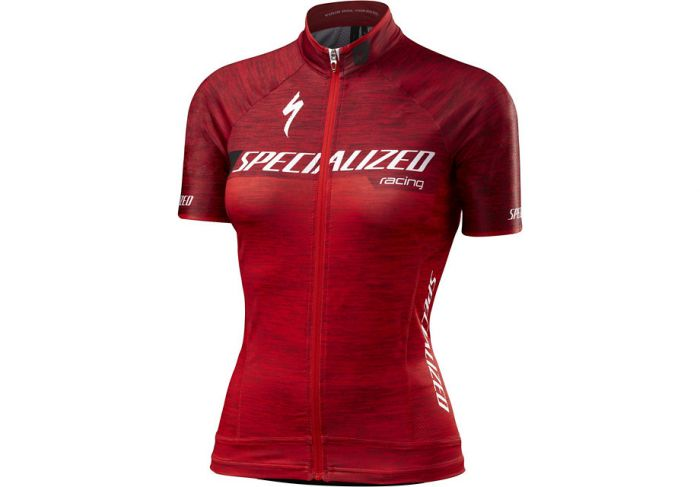 Specialized Women's SL Pro Jersey cykeltrøje til damer- Rød