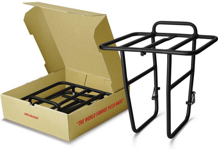 Specialized Pizza Rack frontbagagebærer - Sort