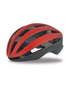 Specialized Airnet cykelhjelm til MTB/landevej - Rød/sort